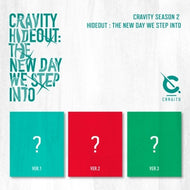 CRAVITY SEASON2. [ HIDEOUT: THE NEW DAY WE STEP INTO ]