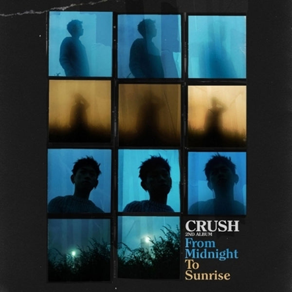 CRUSH 2ND ALBUM  [FROM MIDNIGHT TO SUNRISE]