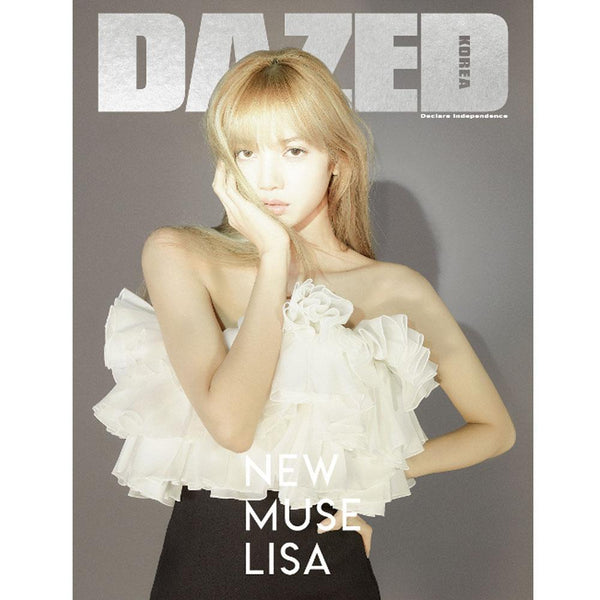 DAZED&CONFUSED KOREA 2019-2 [ LISA COVER ]