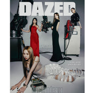 DAZED & CONFUSED KOREA 2021-3 [ AESPA ]