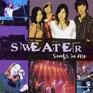 MusicPlaza CD 스웨터  Sweater  Songs in Air