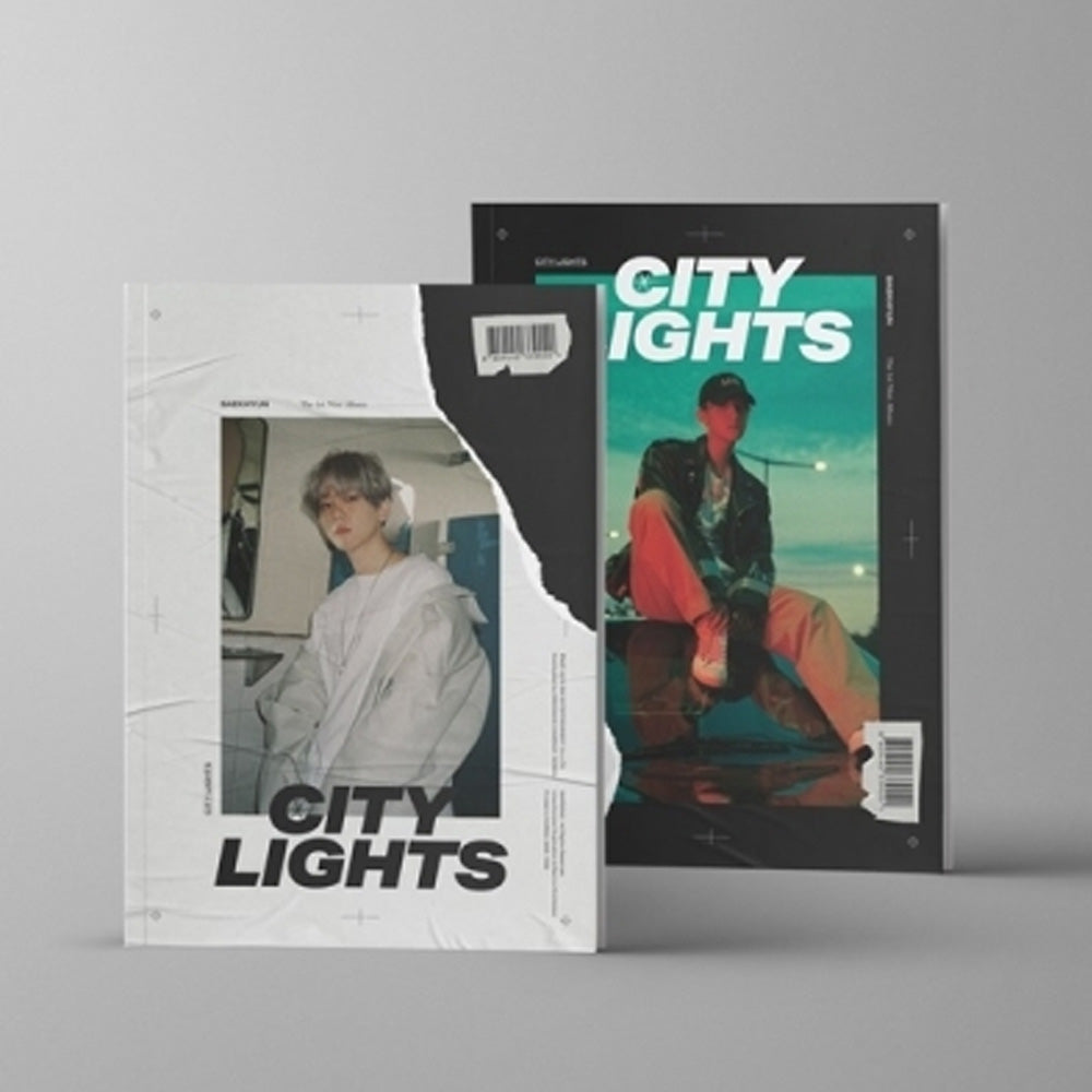 백현 | BAEKHYUN 1ST MINI ALBUM [ CITY LIGHTS ]