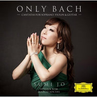 MUSIC PLAZA CD <strong>조수미 | JO, SUMI</strong><br/>ONLY BACH<br/>