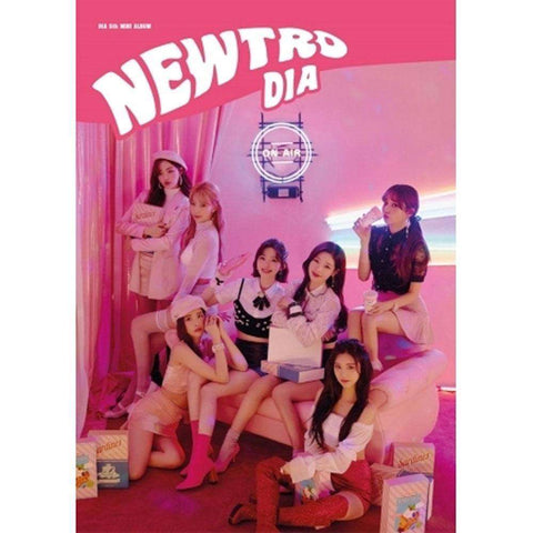 다이아 | DIA 5TH MINI ALBUM [ NEWTRO ]