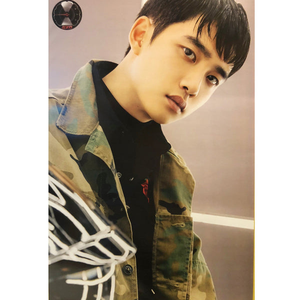 MUSIC PLAZA Poster KAI EXO DON'T MESS UP MY TEMPO [ VIVACE ] POSTER
