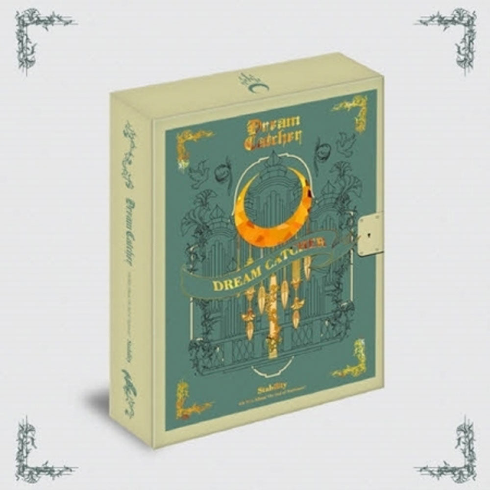 DREAM CATCHER 4TH MINI ALBUM [ THE END OF NIGHTMARE ] KIT ALBUM