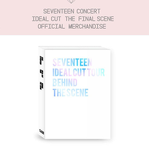 SEVENTEEN TOUR BEHIND BOOK [ IDEAL CUT THE FINAL SCENE MD ]