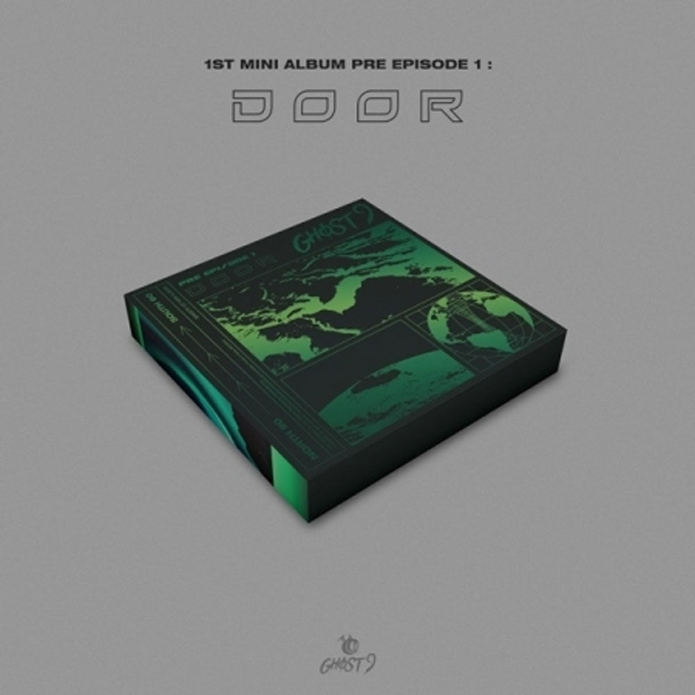 고스트나인 | GHOST9 1ST MINI ALBUM [  PRE EPISODE 1 : DOOR  ]