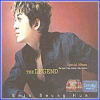 MUSIC PLAZA CD <strong>신승훈 Shin, Seunghoon | The Legend/Special Album</strong><br/>