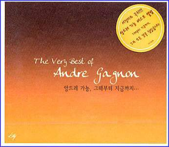MUSIC PLAZA CD <strong>앙드레 가뇽 Gagnon, Andre | The Very Best of</strong><br/>