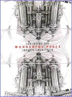 MUSIC PLAZA CD <strong>이정식  Lee, Jungsik  | Wonderful Peace Jorgen Laurtsen </strong><br/>