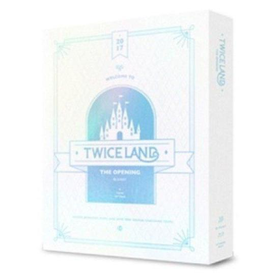 MUSIC PLAZA DVD Twice | 트와이스 | Twiceland - The Opening Concert Blu-Ray