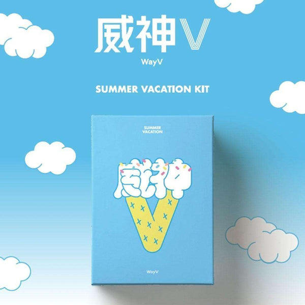 MUSIC PLAZA DVD 웨이션브이 | WAYV [  2019 WAYV SUMMER VACATION KIT ]