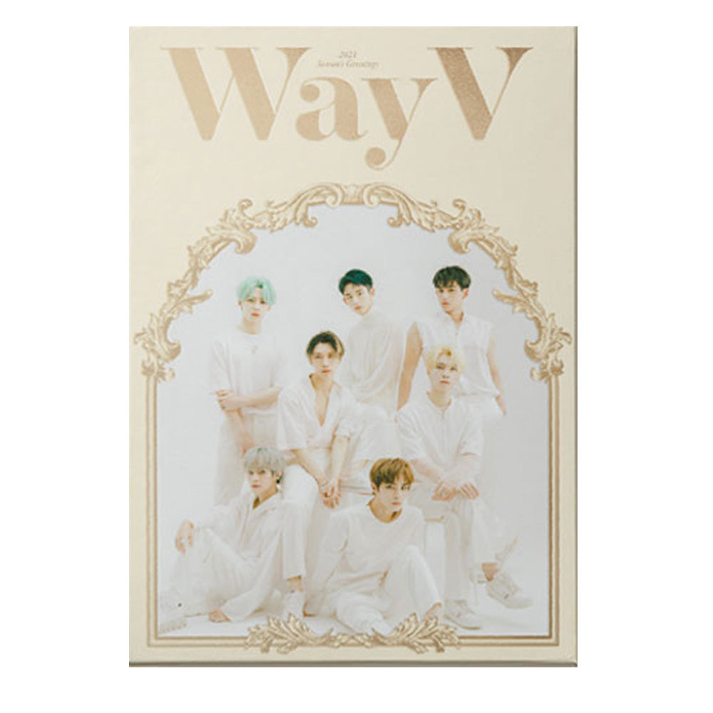 웨이션브이 | WAYV 2021 SEASON'S GREETINGS