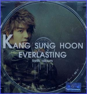 MUSIC PLAZA CD 강성훈 Kang, Sunghoon | 4th/Everlasting