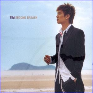 MUSIC PLAZA CD <strong>팀-황영민  Tim | Second Breath</strong><br/>
