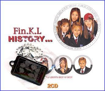 MUSIC PLAZA CD <strong>핑클 Fin.K.L. | History</strong><br/>