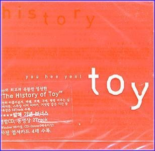 MUSIC PLAZA CD <strong>토이 | TOY</strong><br/>HISTORY OF TOY<br/>
