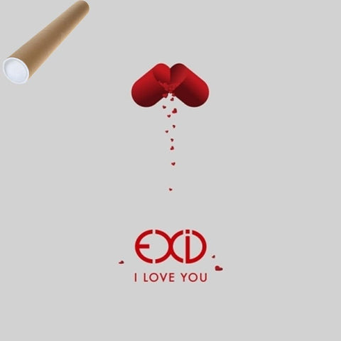 EXID | SINGLE ALBUM [ I LOVE YOU ]