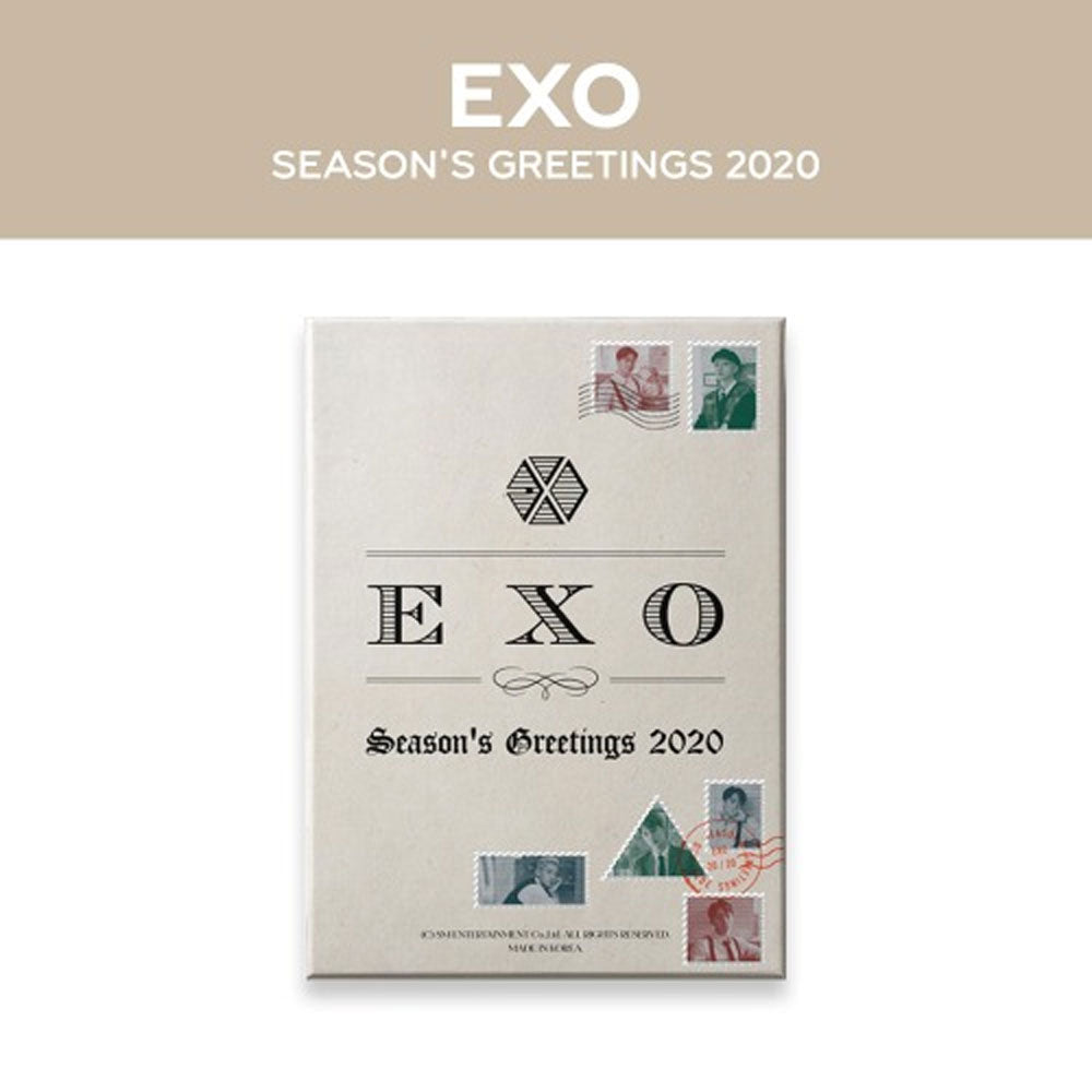 EXO [ 2020 EXO SEASON'S GREETINGS ]