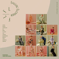 SEVENTEEN JAPAN 2ND SINGLE [ FALLIN' FLOWER ]