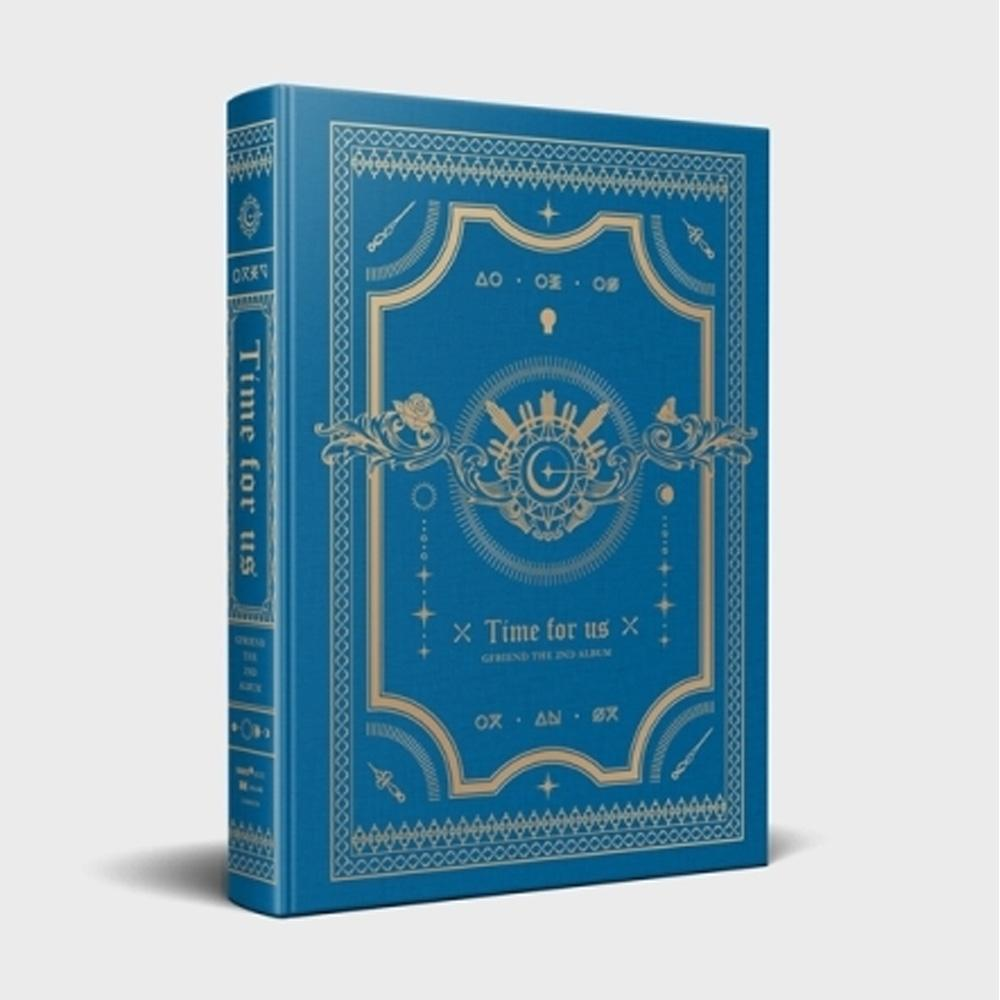 여자친구 | GFRIEND 2ND ALBUM [ TIME FOR US ] LIMITED EDITION