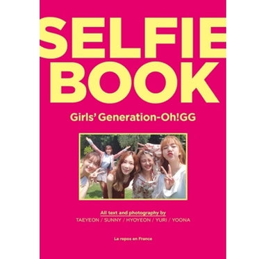 SNSD | 소녀시대 | GIRLS' GENERATION SELFIE PHOTO BOOK