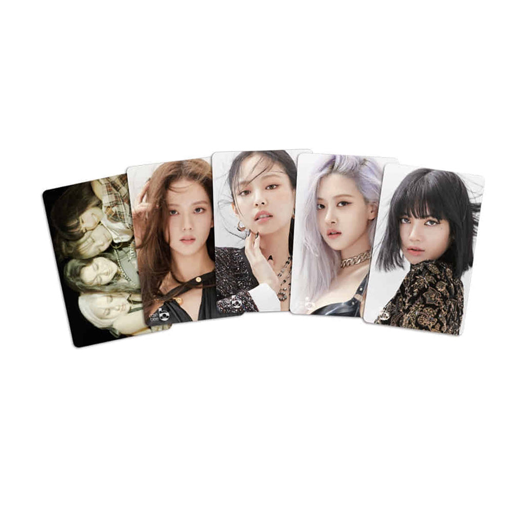 BLACKPINK CASHBEE TRANSPORTATION CARD 3