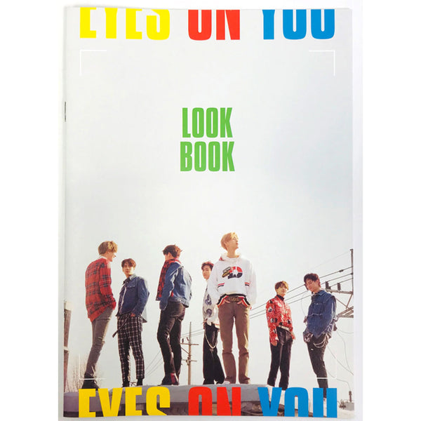 갓세븐 | GOT7 MINI ALBUM LOOK BOOK