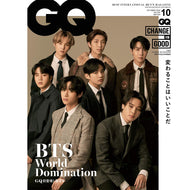 GQ JAPAN 2020-10 [ BTS ] JAPANESE MAGAZINE