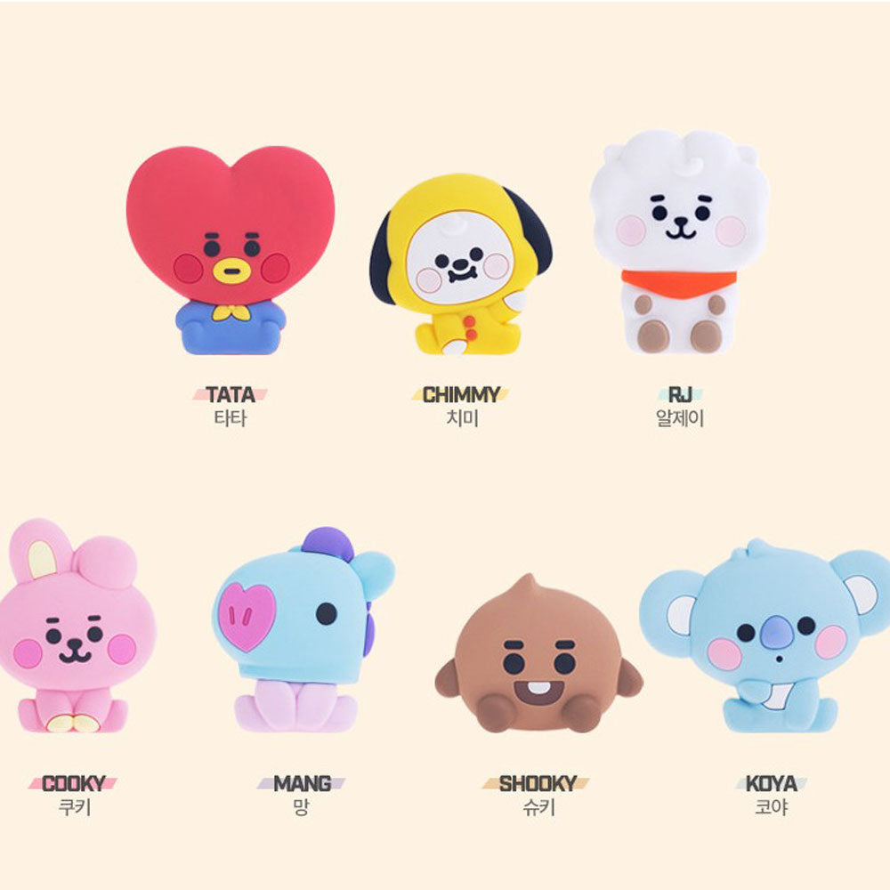 BT21 BABY BUBBLY POP TOK | GRIP TOK | OFFICIAL MD