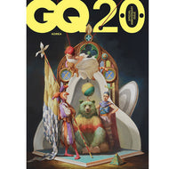 지큐 코리아 | GQ 2021-3 20 SPECIAL ANNIVERSARY ISSUE [ RANDOM COVER ]