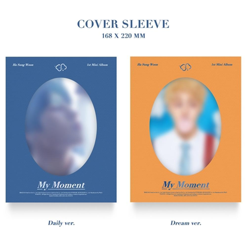 하성운 | HA SUNG WOON MINI ALBUM [ MY MOMENT ]