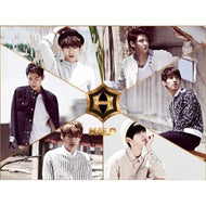 헤일로 | HALO 1ST SINGLE ALBUM [ 38℃ ]