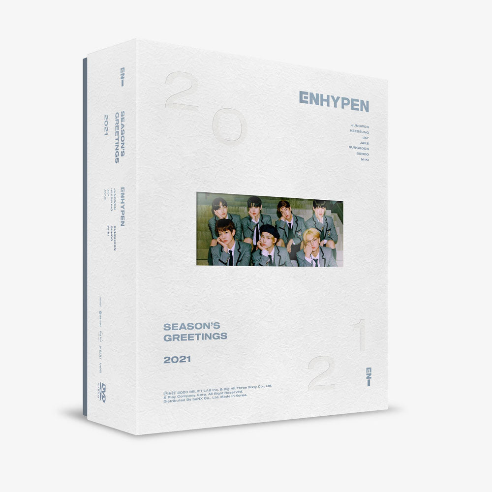 엔하이픈 | ENHYPEN 2021 SEASON'S GREETINGS
