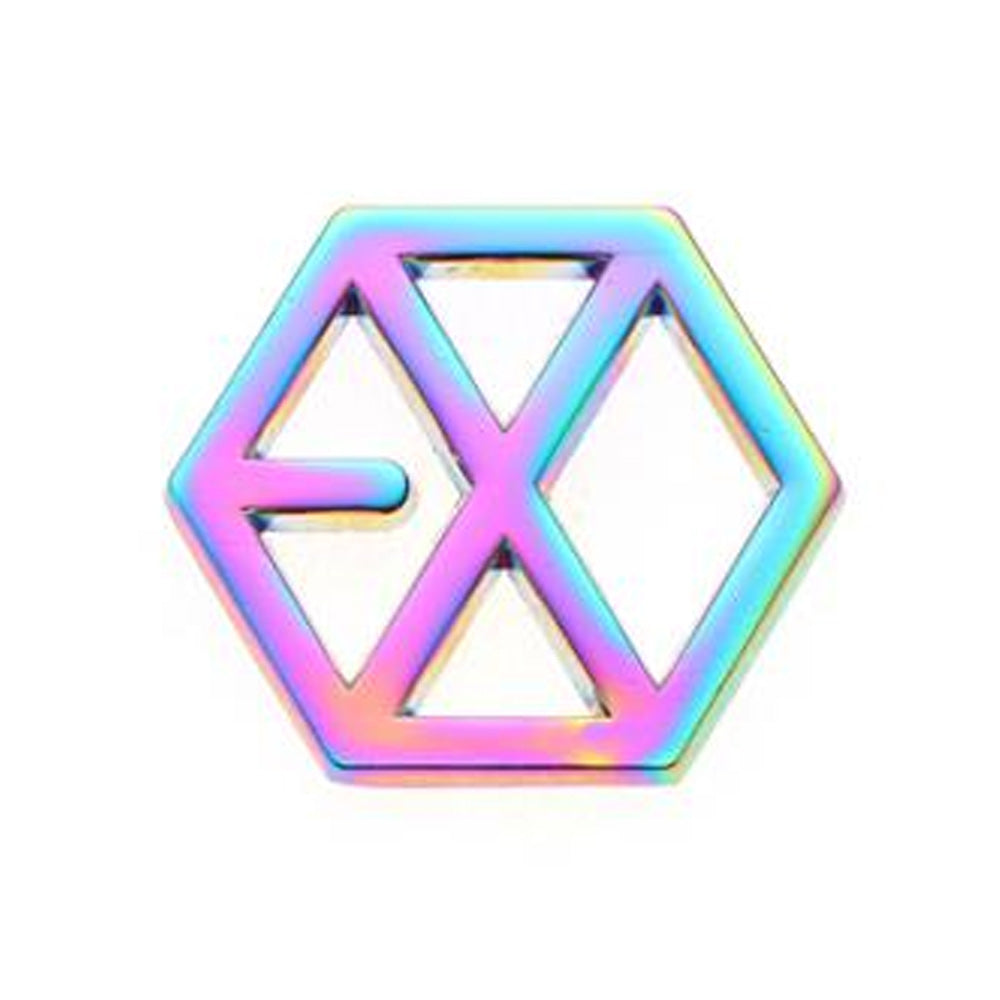 EXO PLANET #5 EXplOration OFFICIAL MD [ HOLOGRAM BADGE ]