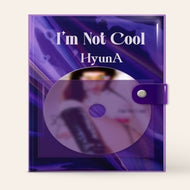 현아 | HyunA 7TH MINI ALBUM [  I'M NOT COOL ] POSTER ON PACK