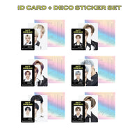 NCT DREAM Beyond LIVE Beyond the Dream Show [ ID CARD+DECO STICKER ]