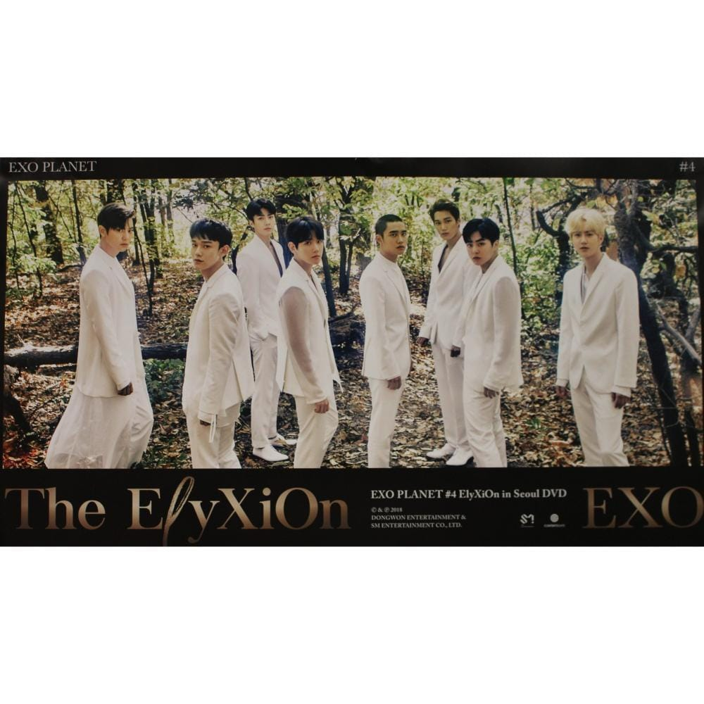 Exo Planet #4 Elyxion POSTER