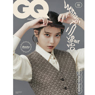 GQ KOREA 2020-12 | IU LEE DONGWOOK HENRY RAIN CRUSH