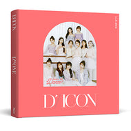 D-ICON VOL.11 [ IZ* ONE - SHALL WE DANCE? ]
