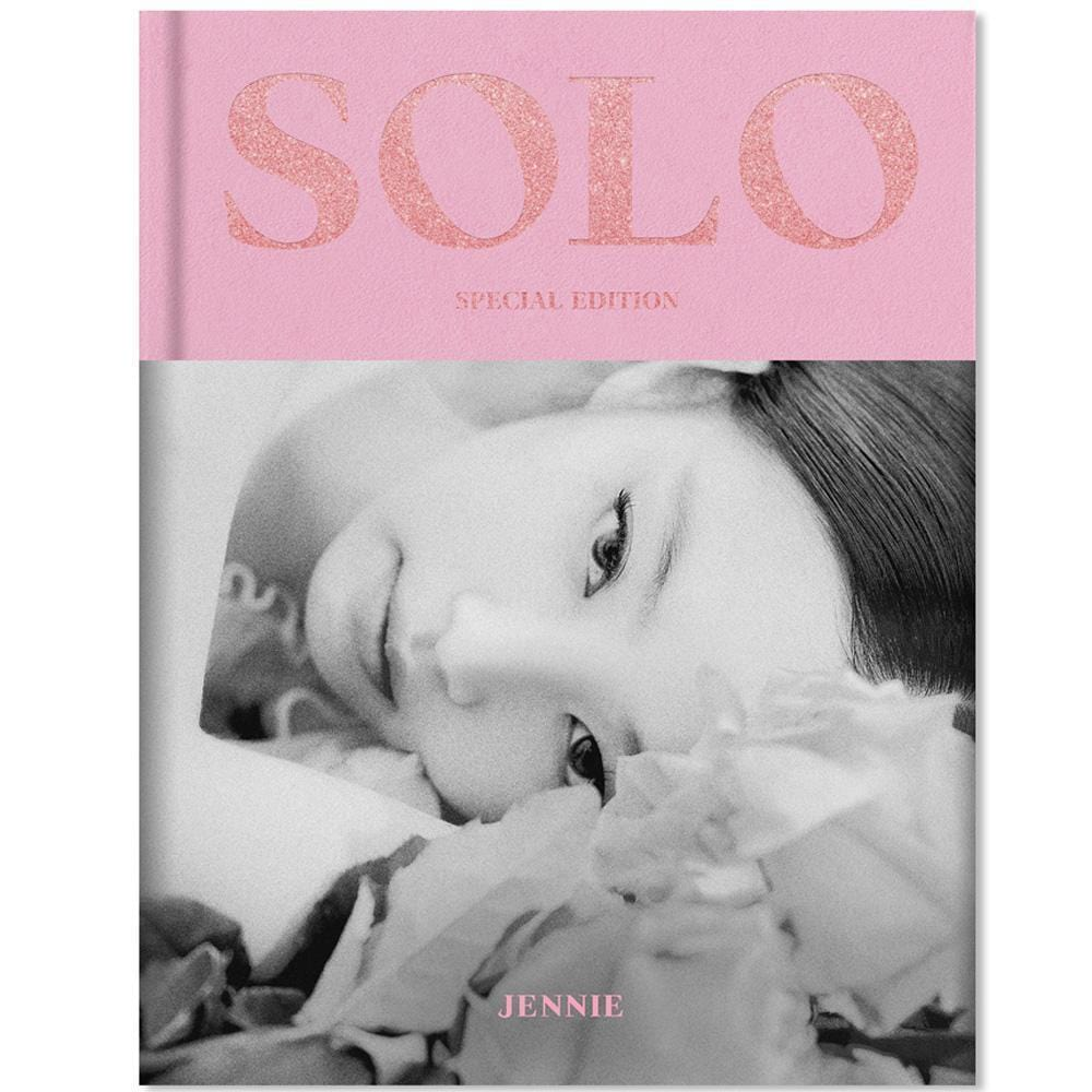 MUSIC PLAZA Photo Book PHOTOBOOK ONLY 제니 [ BLACKPINK ] |  JENNIE [SOLO] PHOTOBOOK  -SPECIAL EDITION-