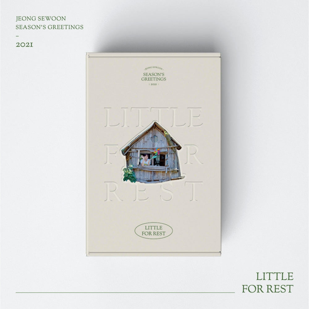 정세운 | JEONG SEWOON 2021 SEASON'S GREETINGS