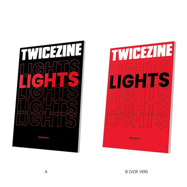 TWICE [ TWICEZINE 2019 WORLD TOUR TWICE LIGHT ] OFFICIAL MD