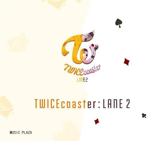 MUSIC PLAZA CD A ver. Twice | 트와이스 | TWICE SPECIAL ALBUM TWICEcoaster : LANE 2
