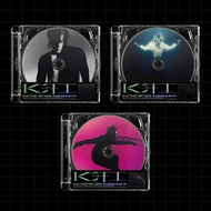 카이 | KAI ( 开 ) 1ST MINI ALBUM - JEWEL CASE VER.