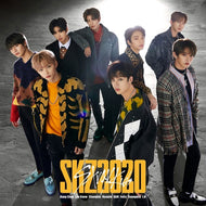 STRAY KIDS [ SKZ 2020 ]  Regular Japan Edition