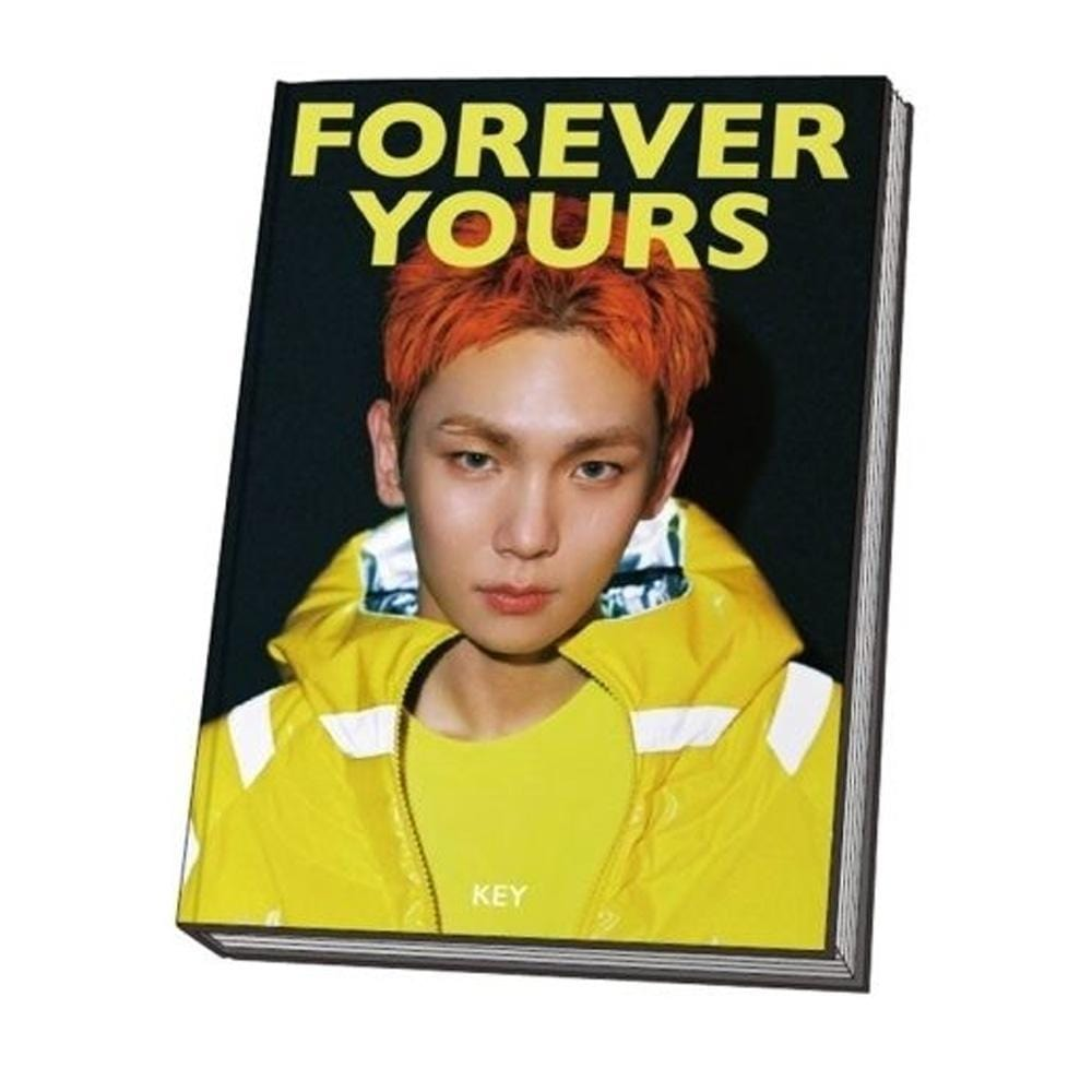 KEY | MUSIC VIDEO STORY BOOK  [ FOREVER YOURS ]