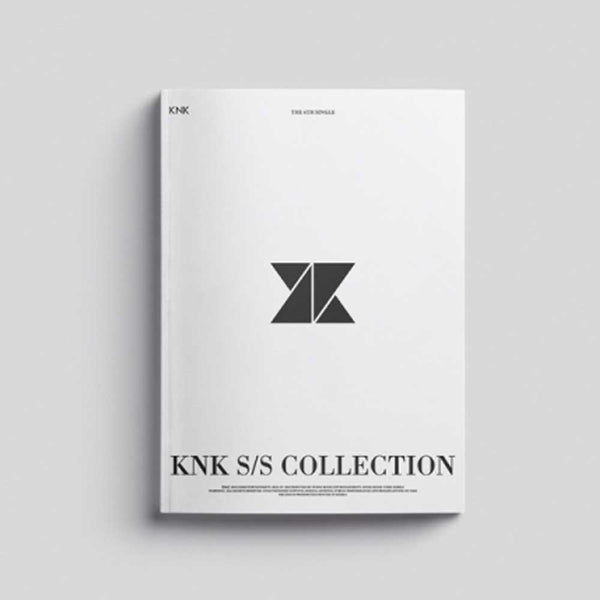 KNK SINGLE ALBUM [ S/S COLLECTION ]
