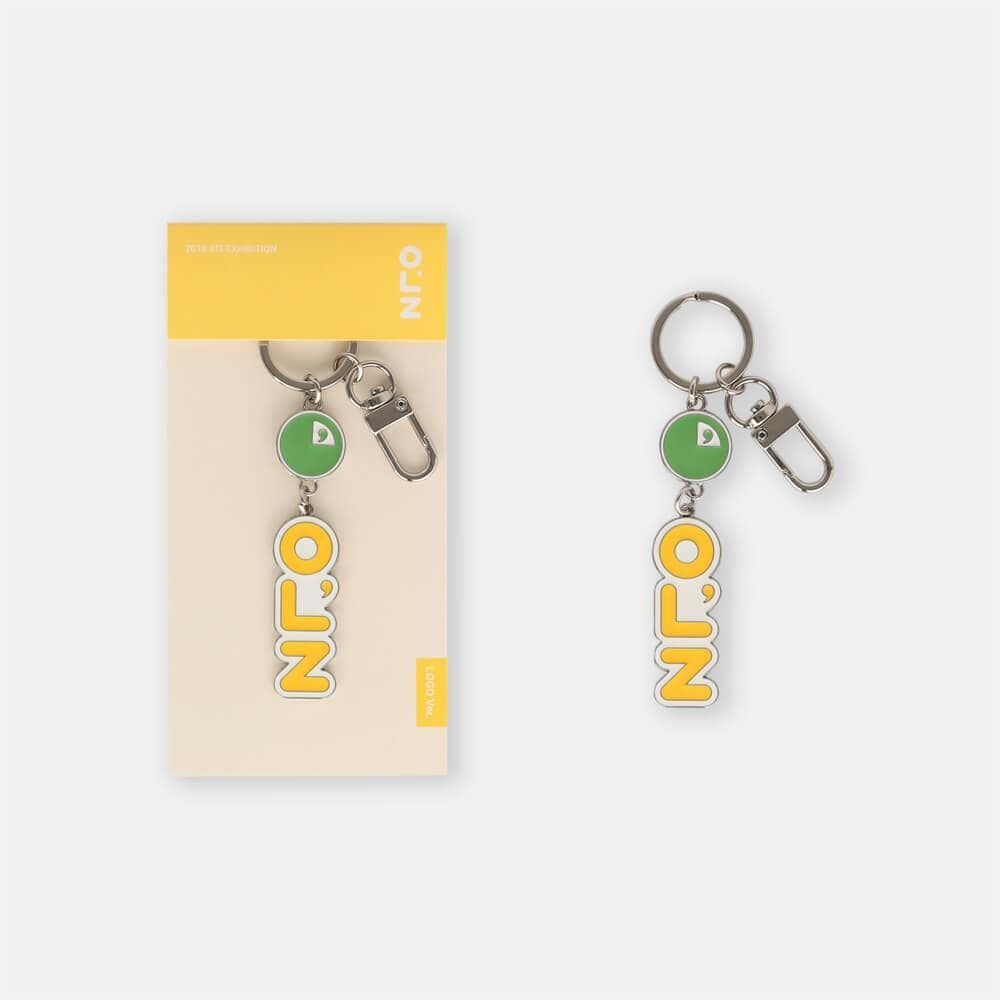 BTS 2018 EXHIBITION [ KEYRING ]